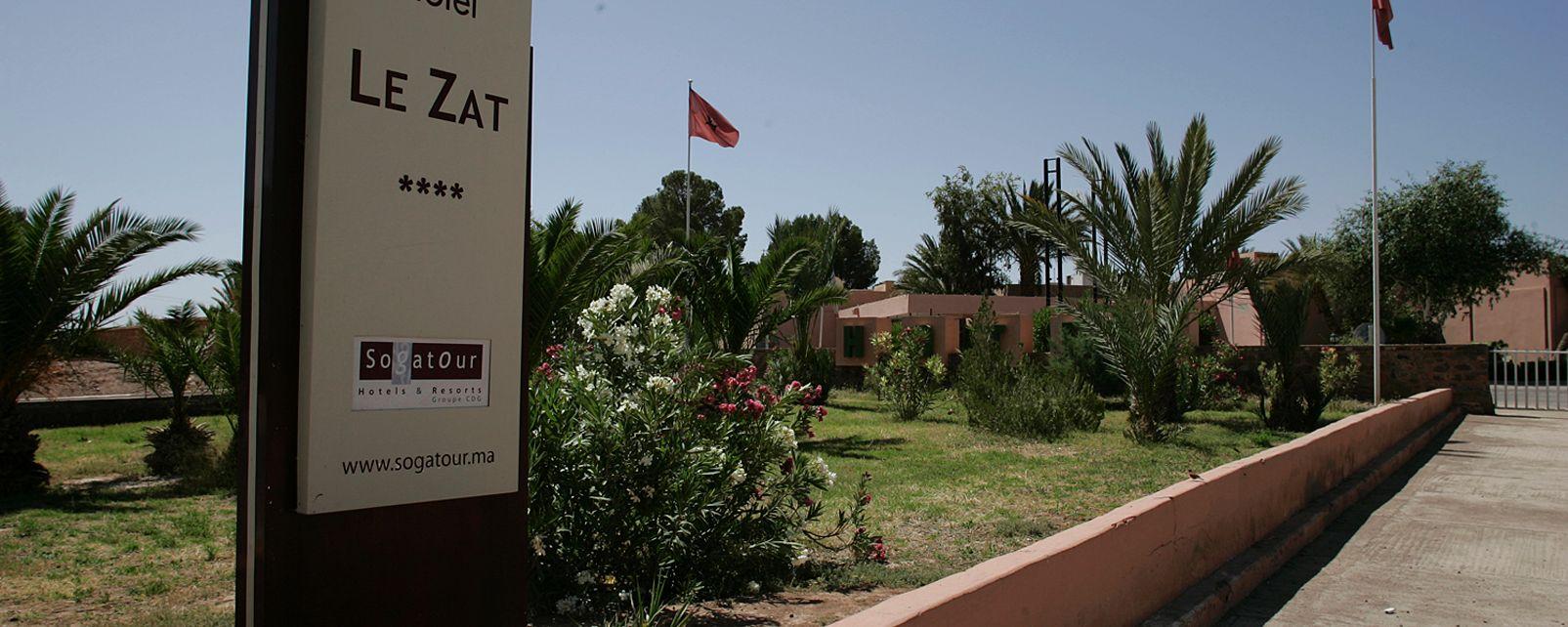 Hôtel Le Zat