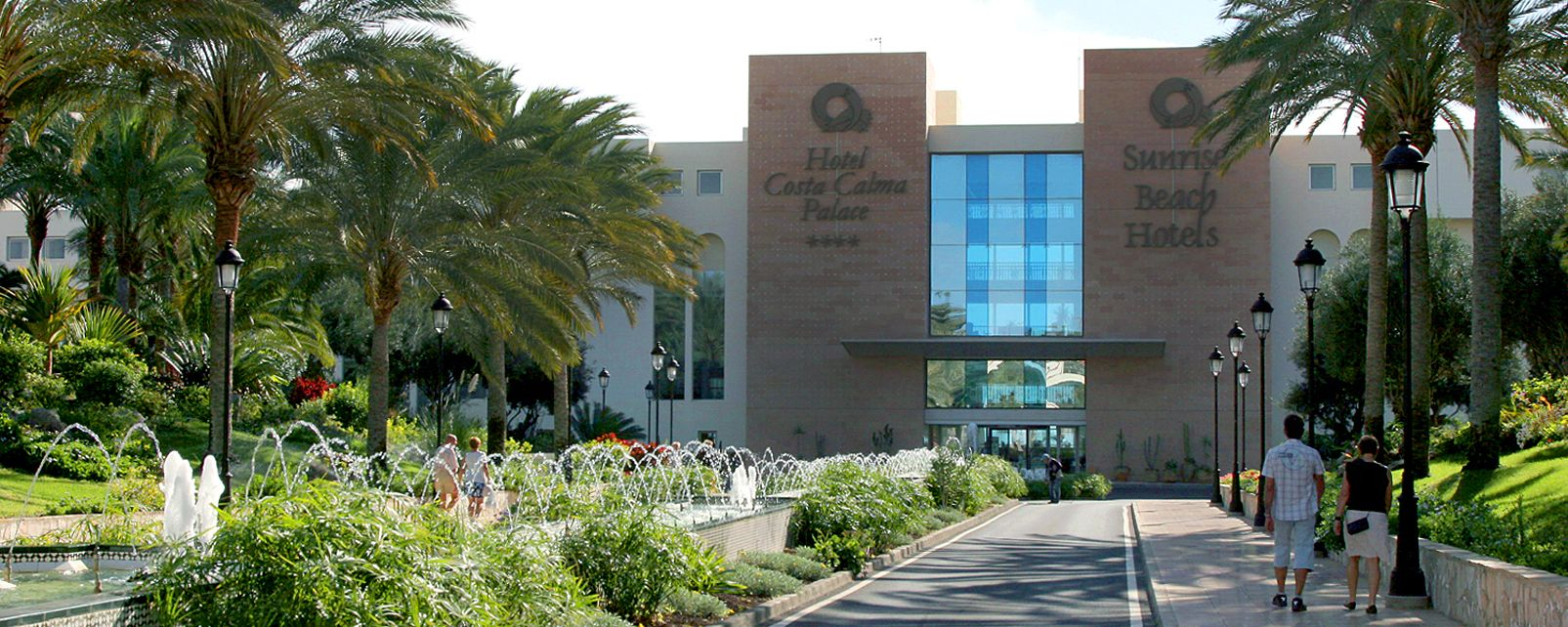 Hôtel SBH Costa Calma Palace