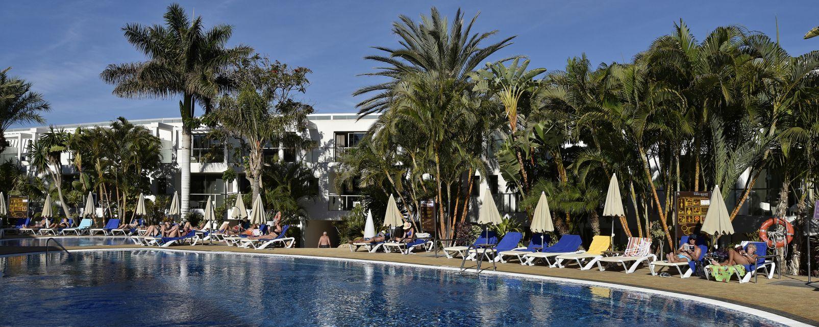 Hotel club r2 bahia playa tarajalejo spanien for Designhotel fuerteventura