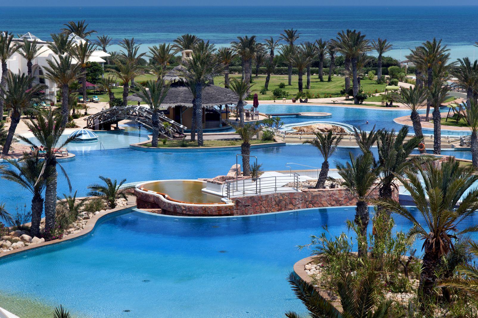 Hôtel Hasdrubal Prestige Thalassa & Spa Djerba 5* - 1