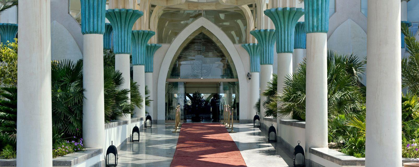 Hotel Hasdrubal Prestige Thalassa Spa Djerba