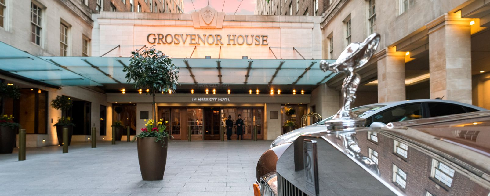 Hotel Grosvenor House A JW Marriott Hotel