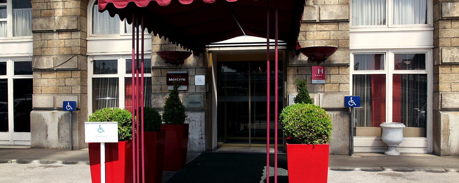 Hôtel Mercure Chateau Perrache