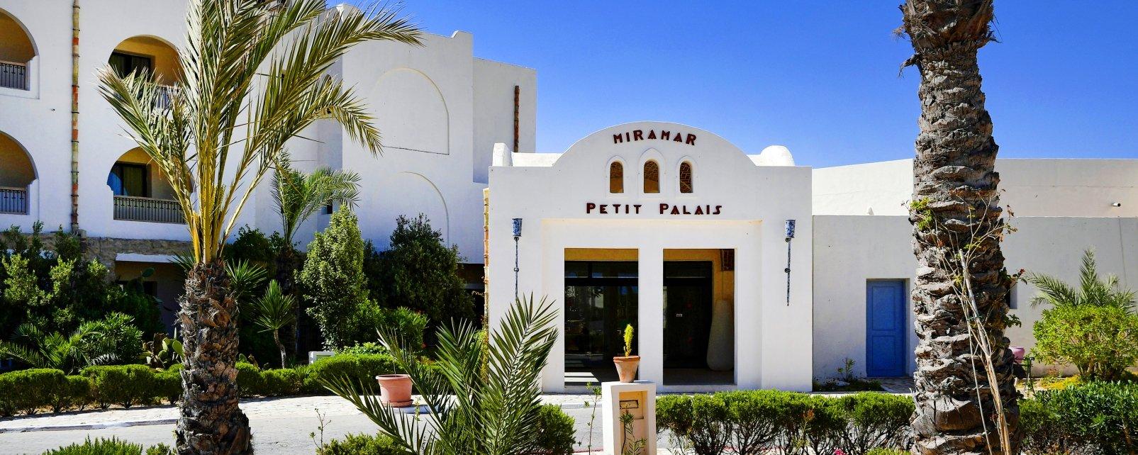 Hotel Miramar Le Petit Palais