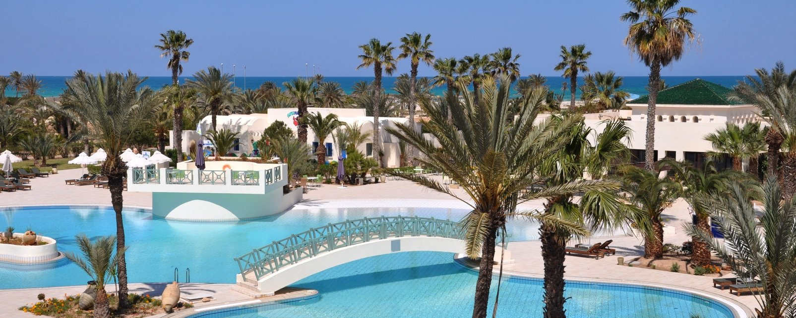 Hotel yadis golf thalasso spa djerba tunesien for Hotels djerba