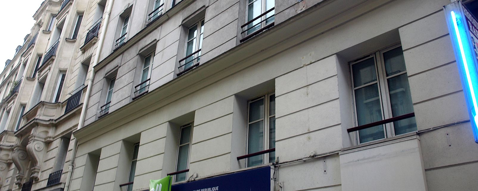 H U00f4tel Ibis Styles Paris Voltaire Republique  Paris  France