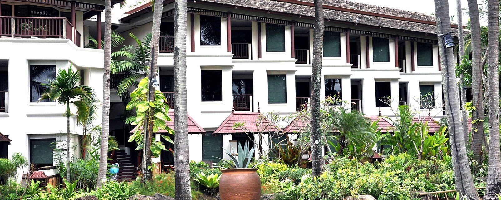 Hotel JW Marriott Phuket