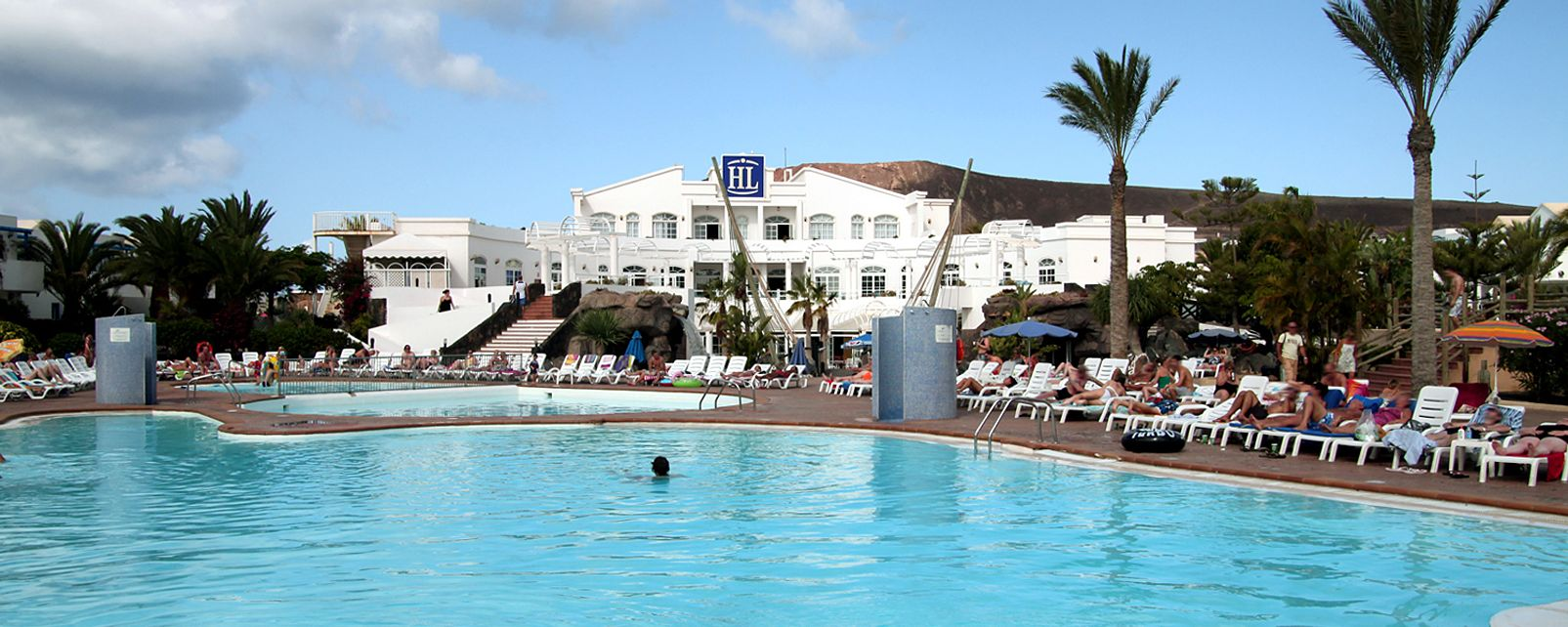 Hôtel HL Paradise Island