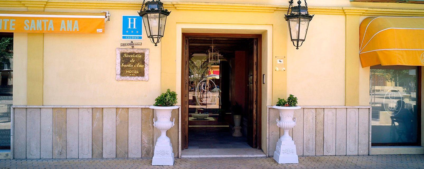 Hotel Casa Sacristía Santa Ana