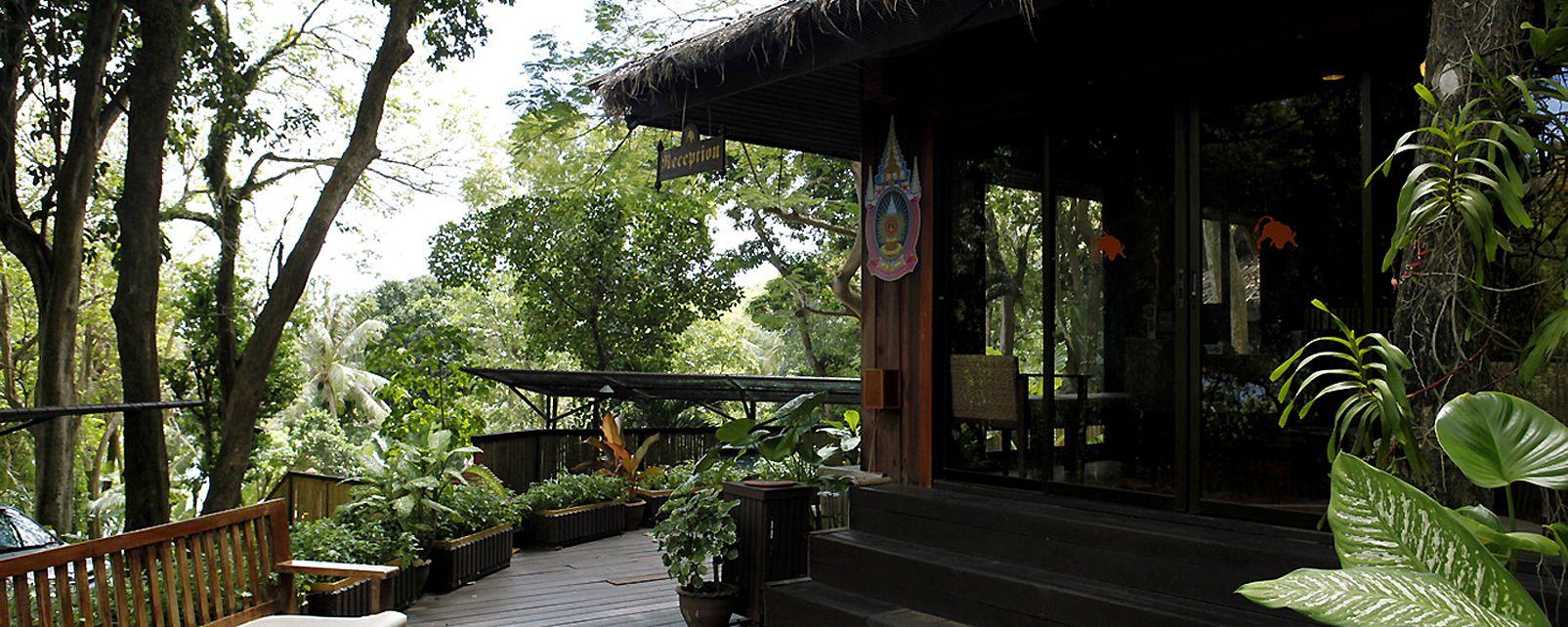 Hotel Baan Krating Jungle Beach