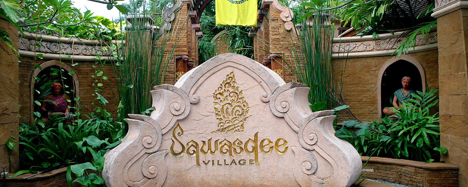 Hotel Sawasdee village
