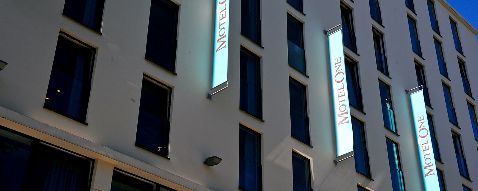 Hotel Motel One München Sendlinger Tor