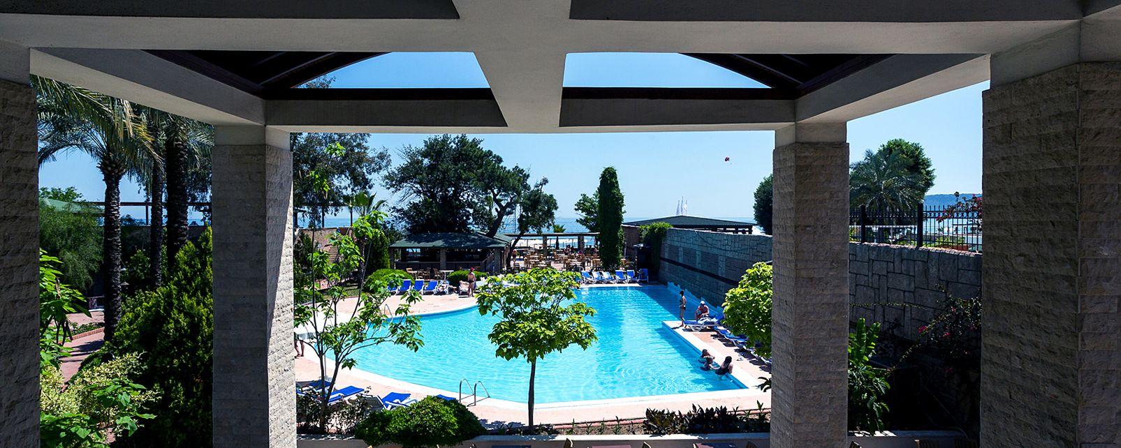 Hôtel Gül Beach Grand