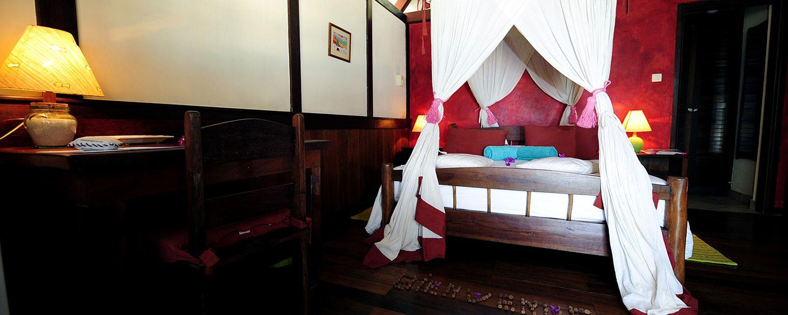 Hotel Tsarabanjina lhôtel
