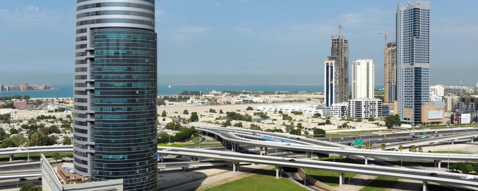 Hôtel Grand Millennium Dubai