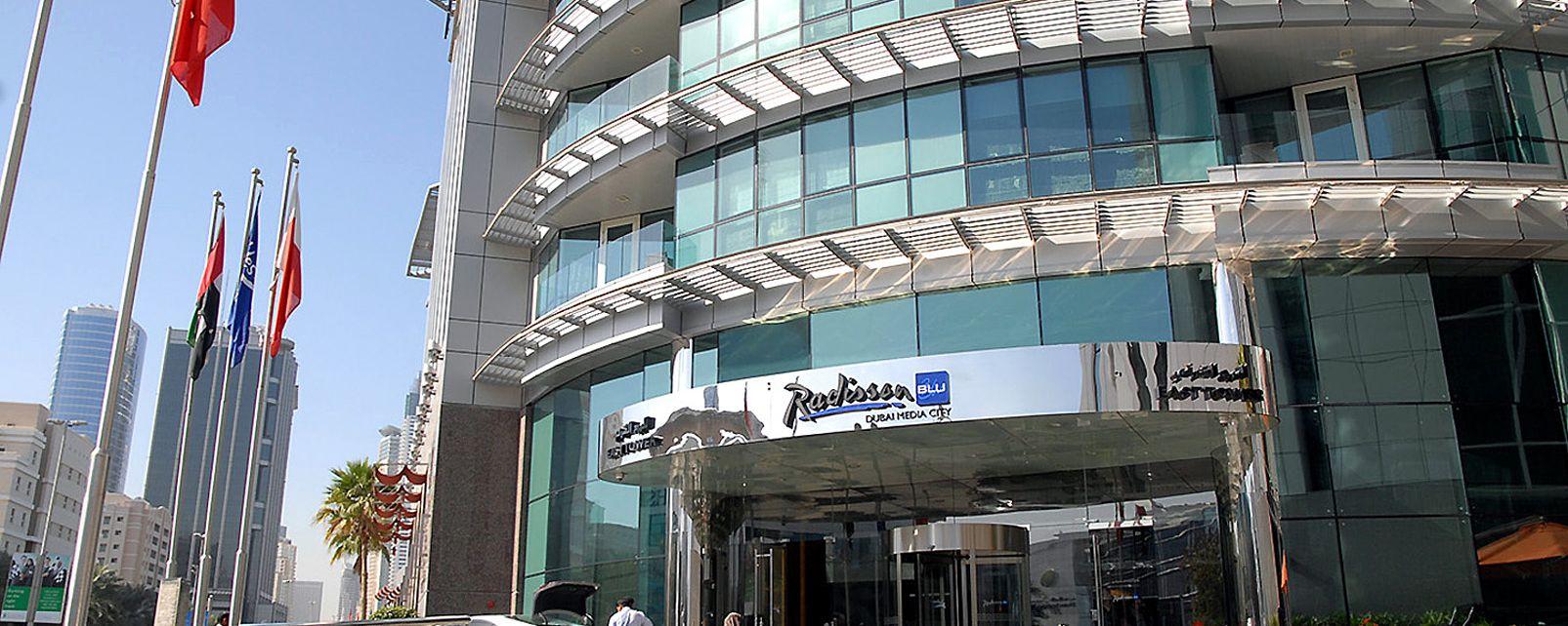 Hotel Radisson SAS Dubai Media City