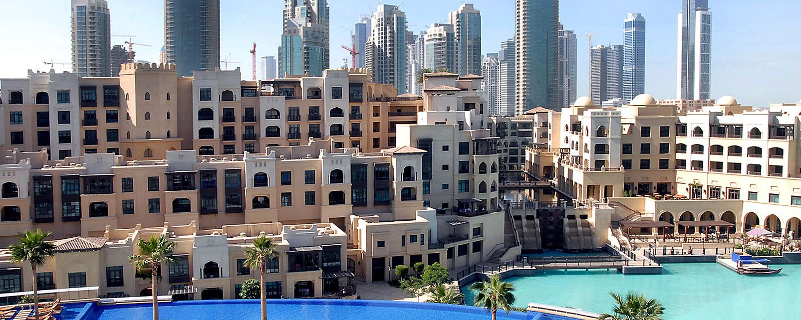 Hôtel The Address Downtown
