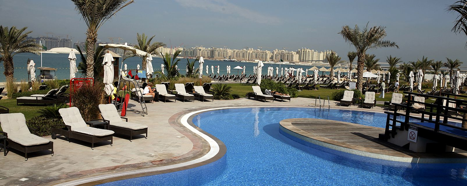 Hotel The Westin Dubai Mina Seyahi Beach Resort amp Marina