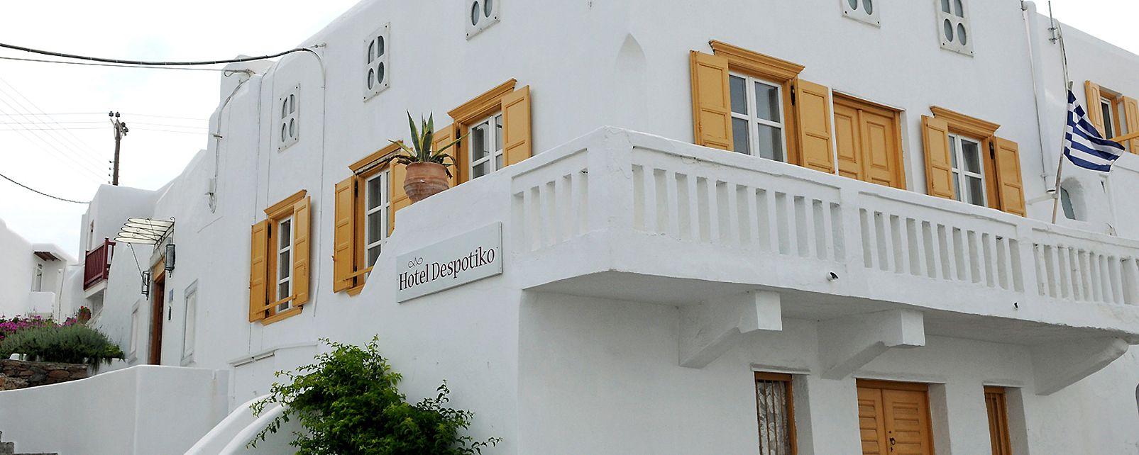Hotel Despotiko