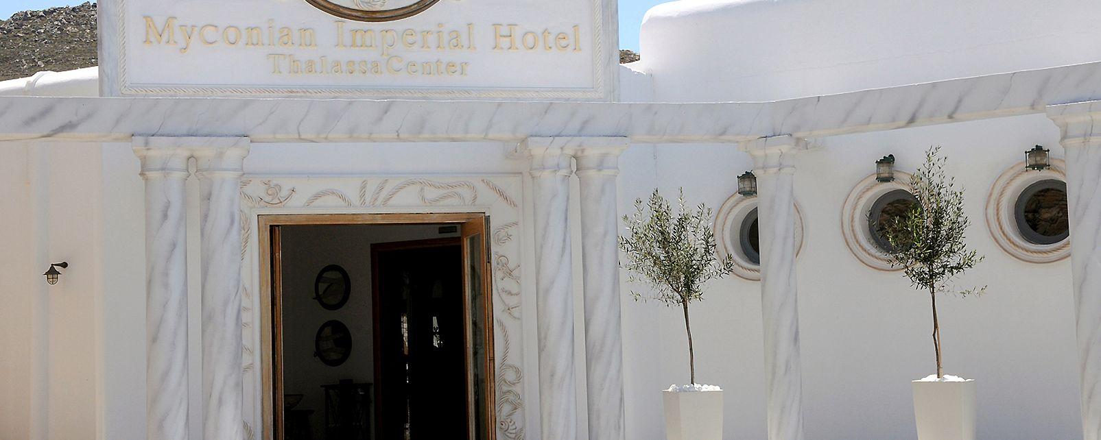 Hotel Myconian Imperial