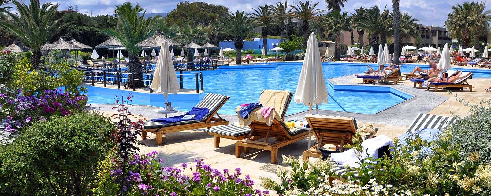 Hotel Aquila Rithymna Beach Resort