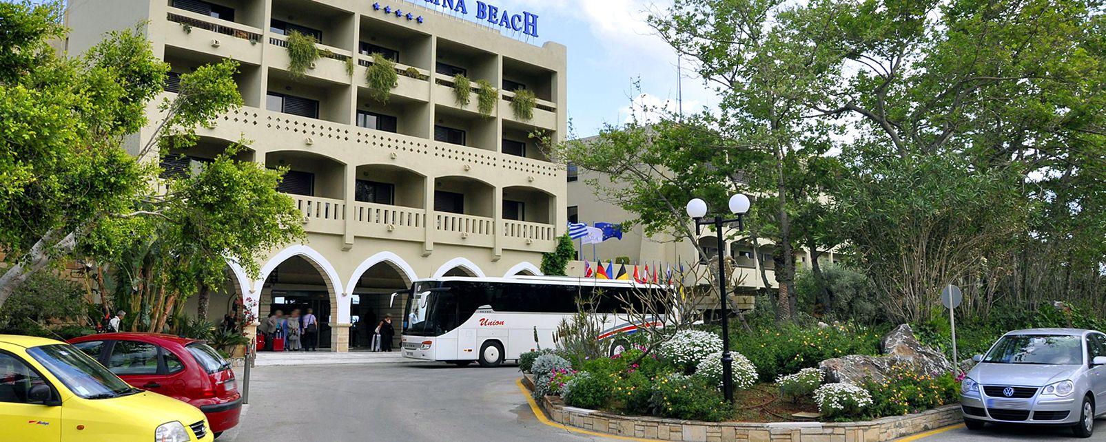 Hôtel Aquila Rithymna Beach Resort