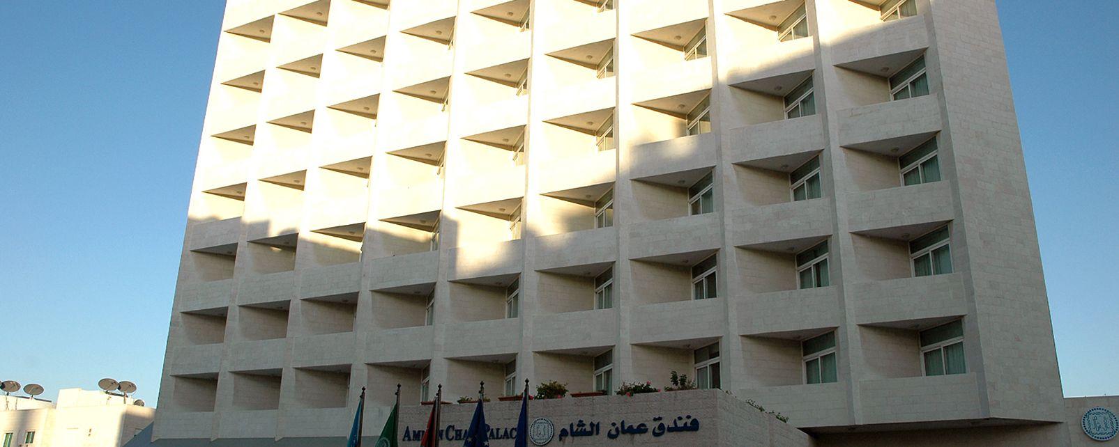 Hotel Cham Palace