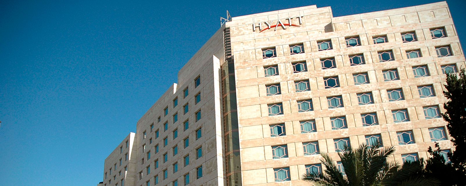 Hôtel Grand Hyatt Amman