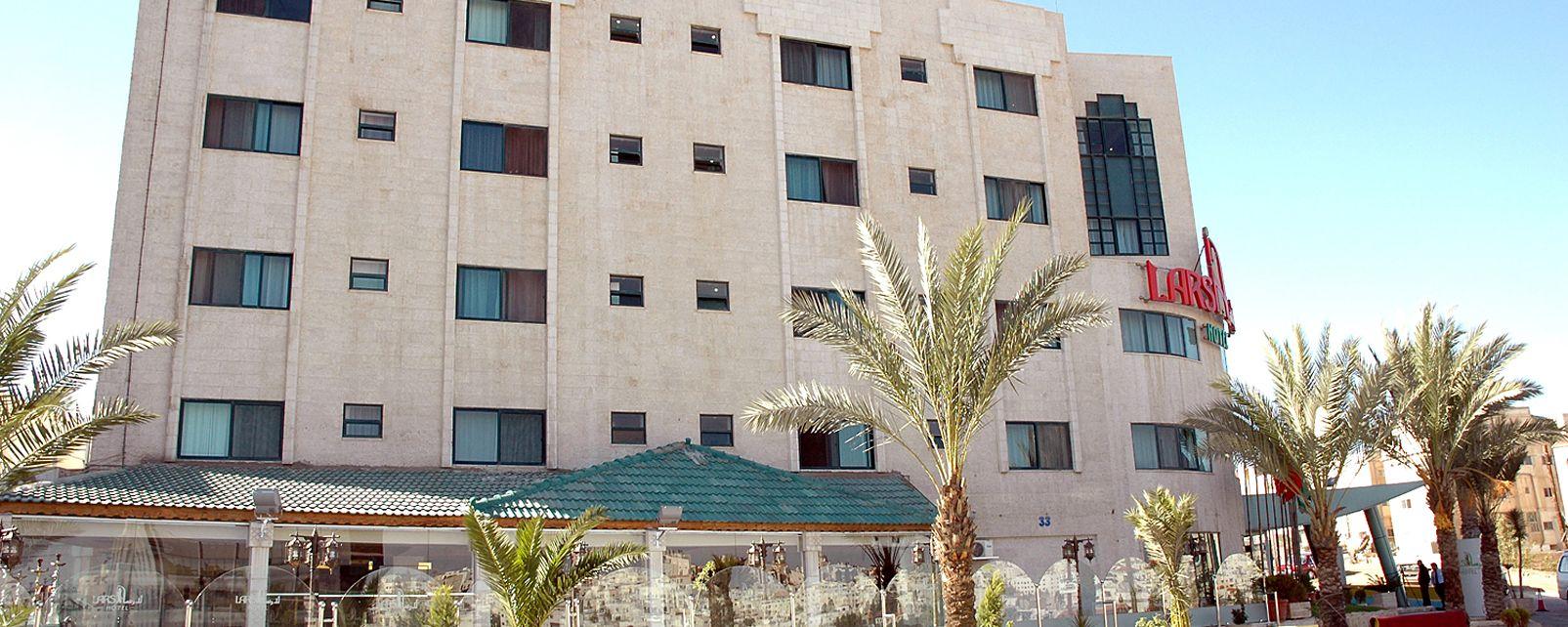 Hotel H 244 Tel Larsa Amman Jordanien