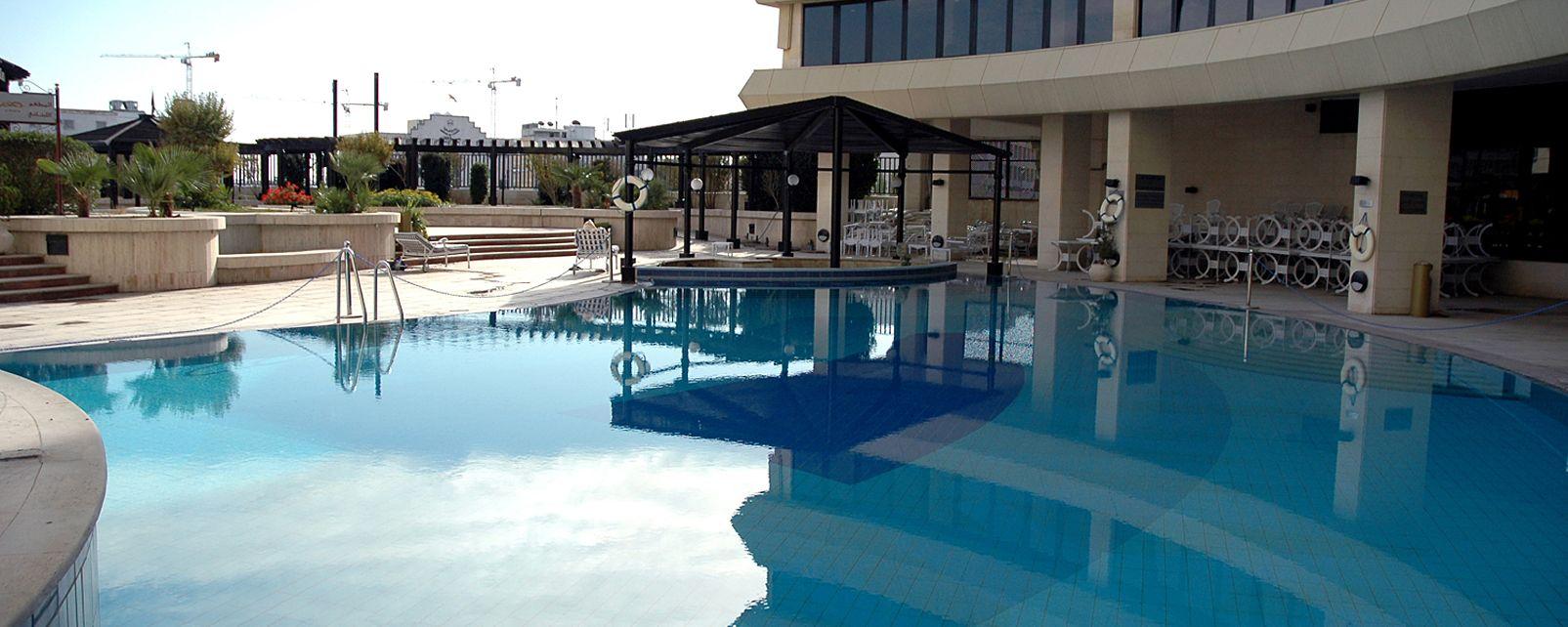 Hôtel Le Méridien Amman