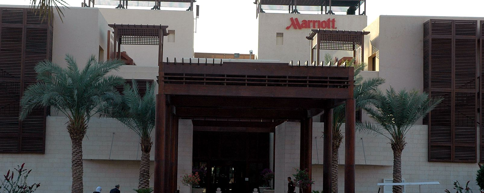 Hotel Jordan Valley Marriott Resort & Spa