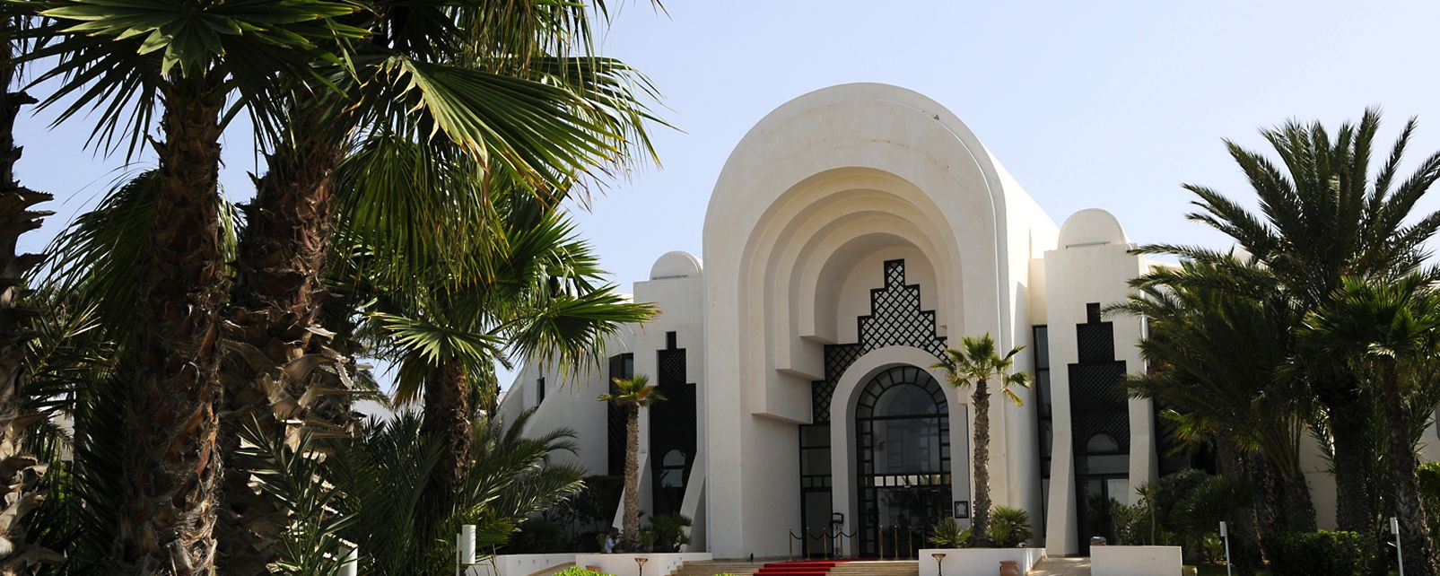 Hôtel Radisson Blu Palace Resort & Thalasso