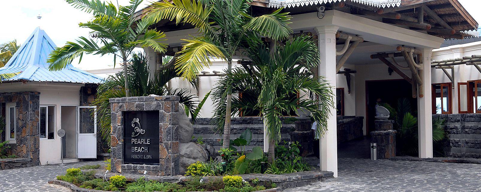 Hôtel Pearle Beach