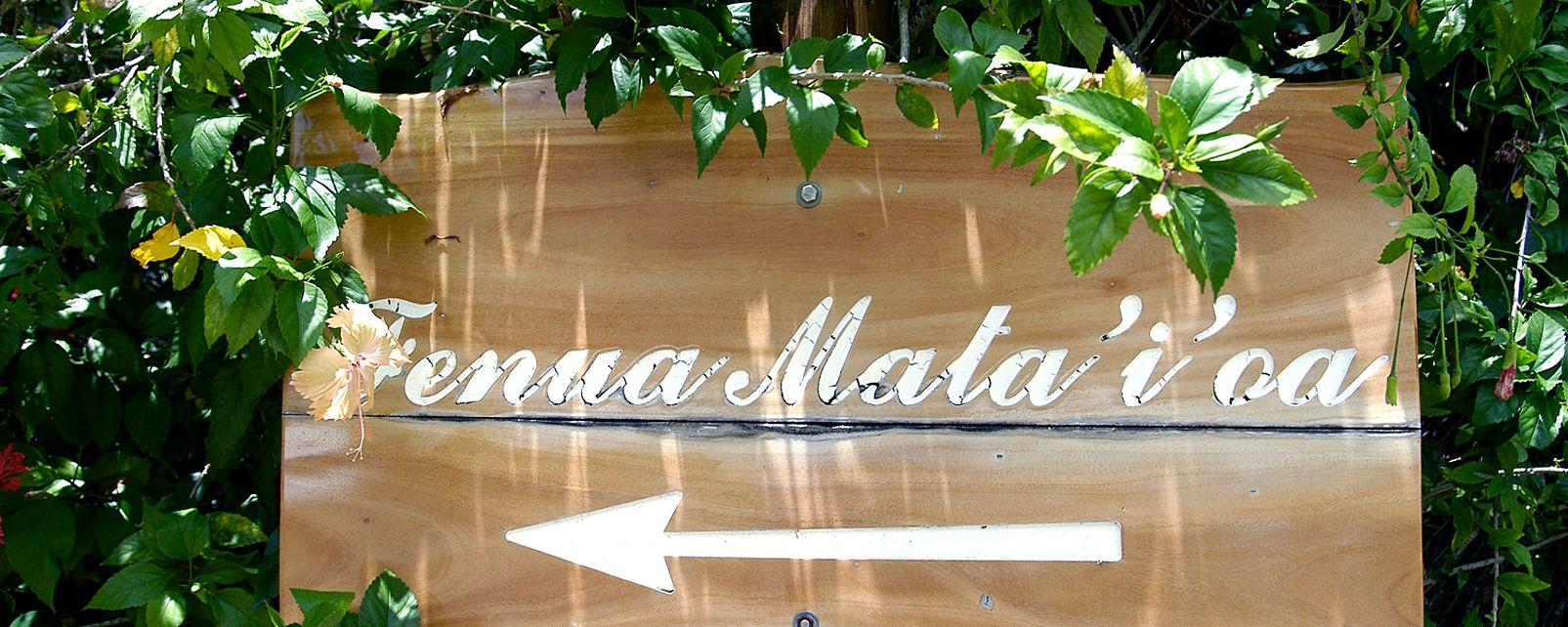 Hotel Fenua Mataioa
