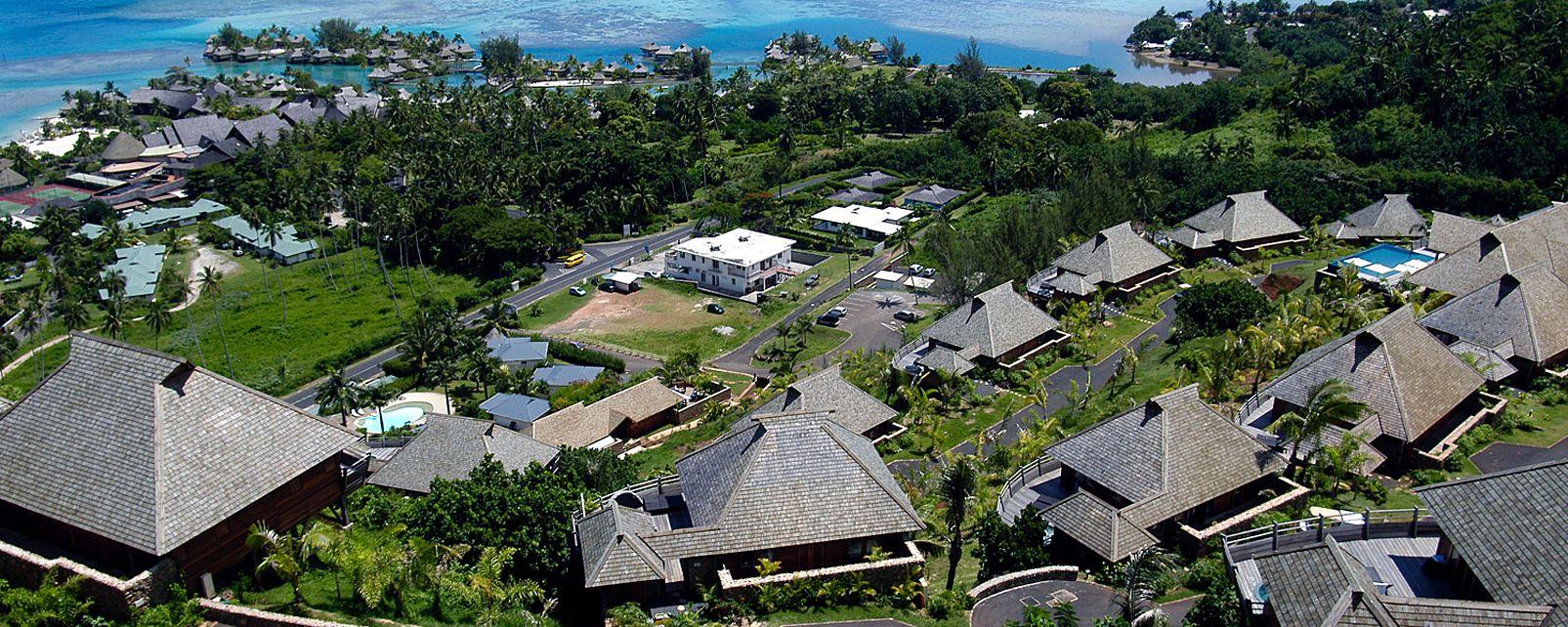 Hôtel Legends Resort Moorea