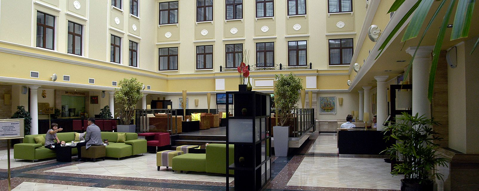 Hotel Courtyard by Marriott Moscow City Center
