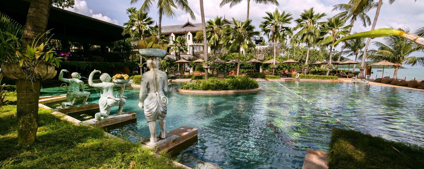 Hotel Anantara Bophut Koh Samui Resort