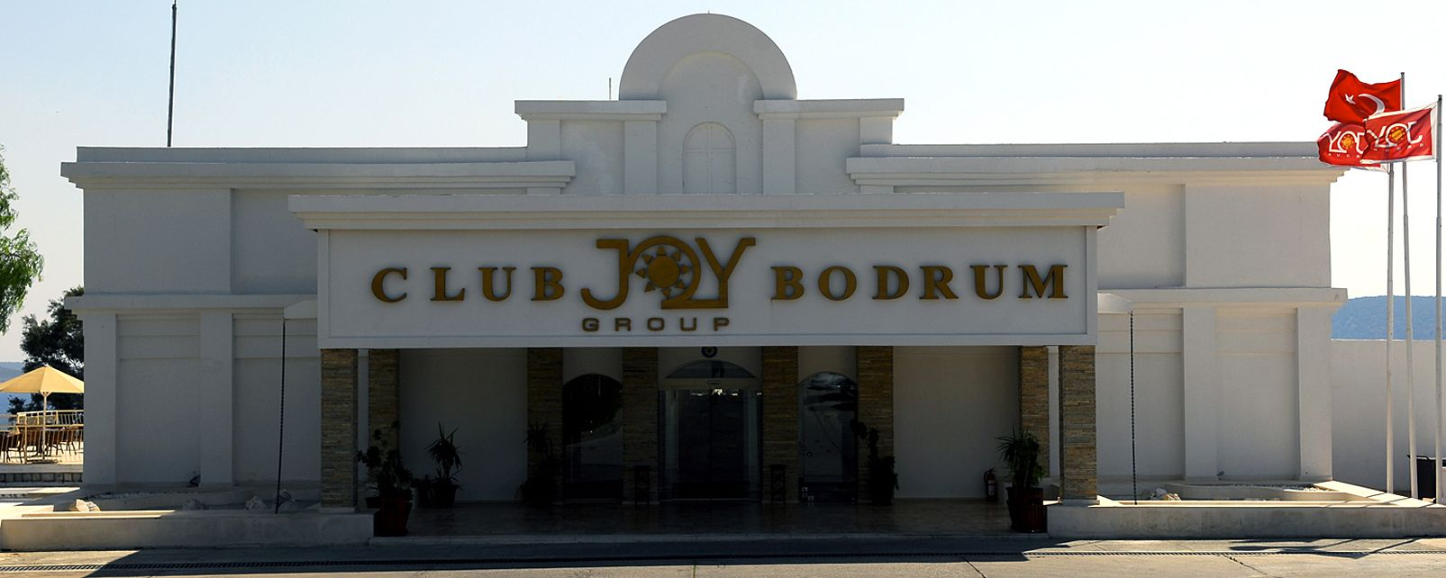 Hotel Joy Club Bodrum
