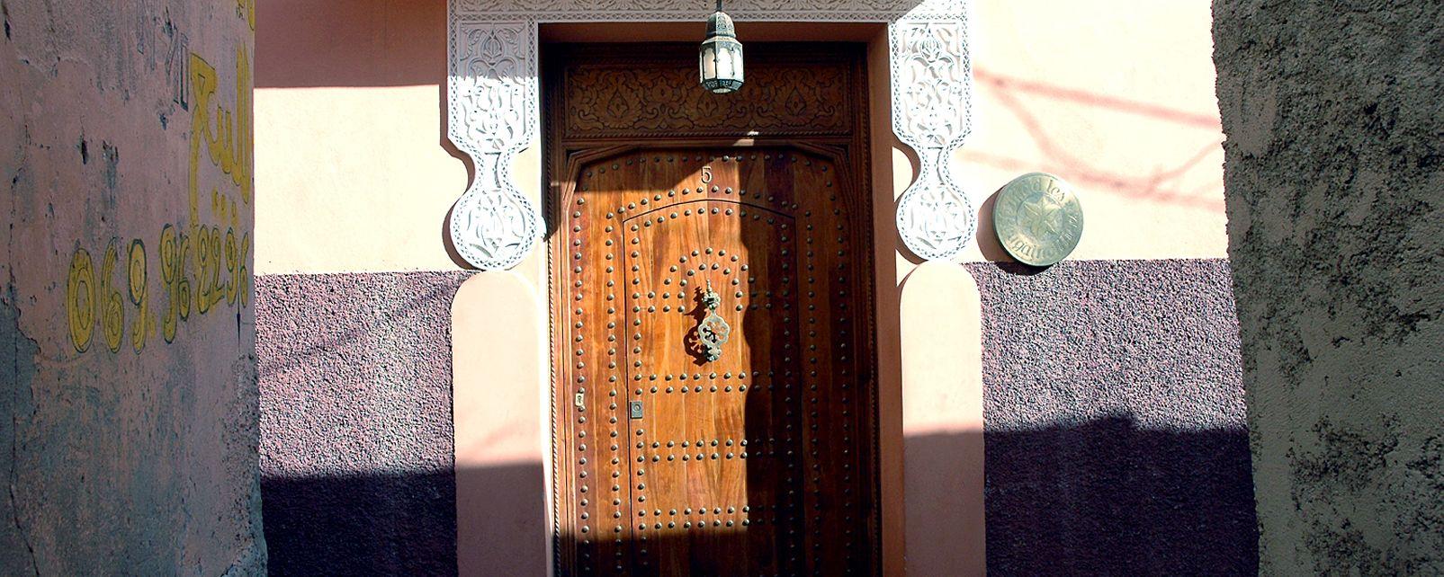 Hôtel Riad Les Bougainvilliers