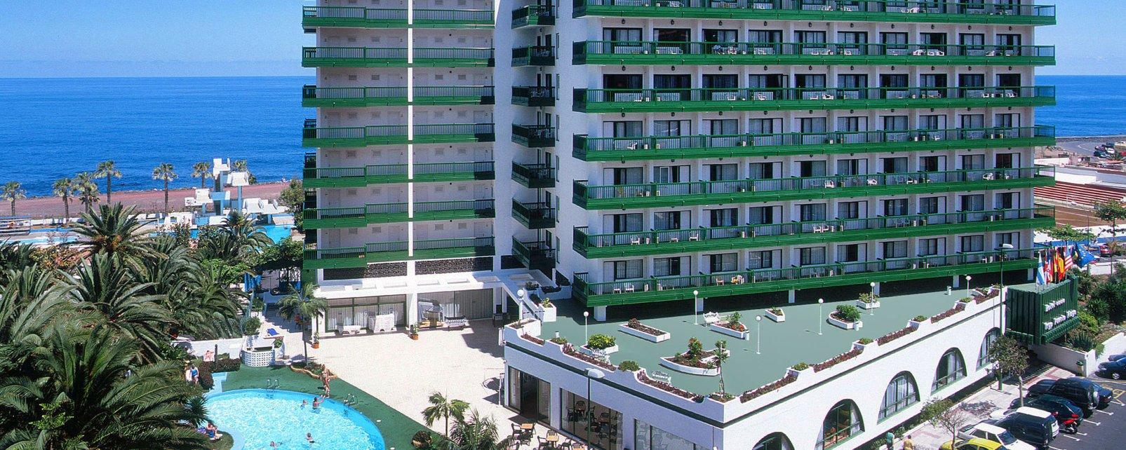 Hôtel Sol Puerto de la Cruz