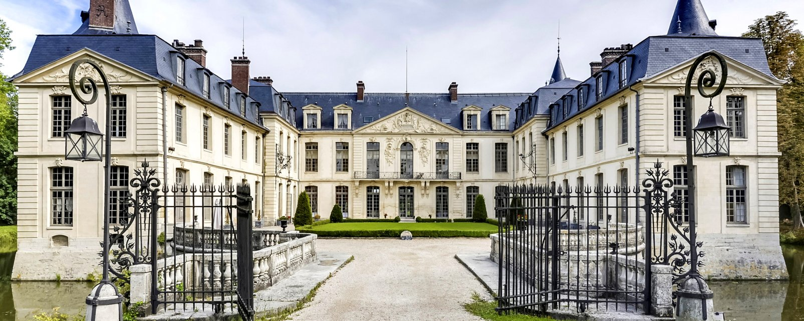 Hôtel Chateau d Ermenonville
