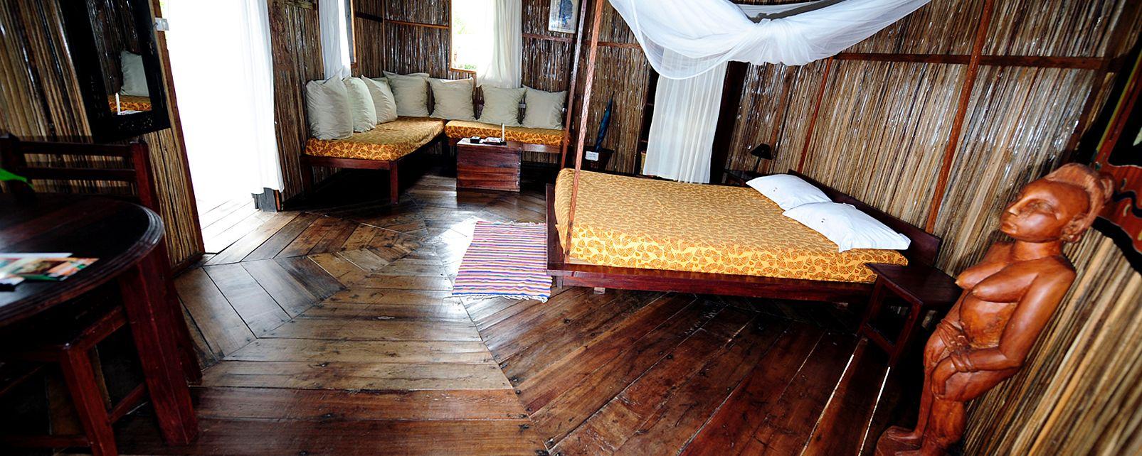 Hôtel Baboo Village