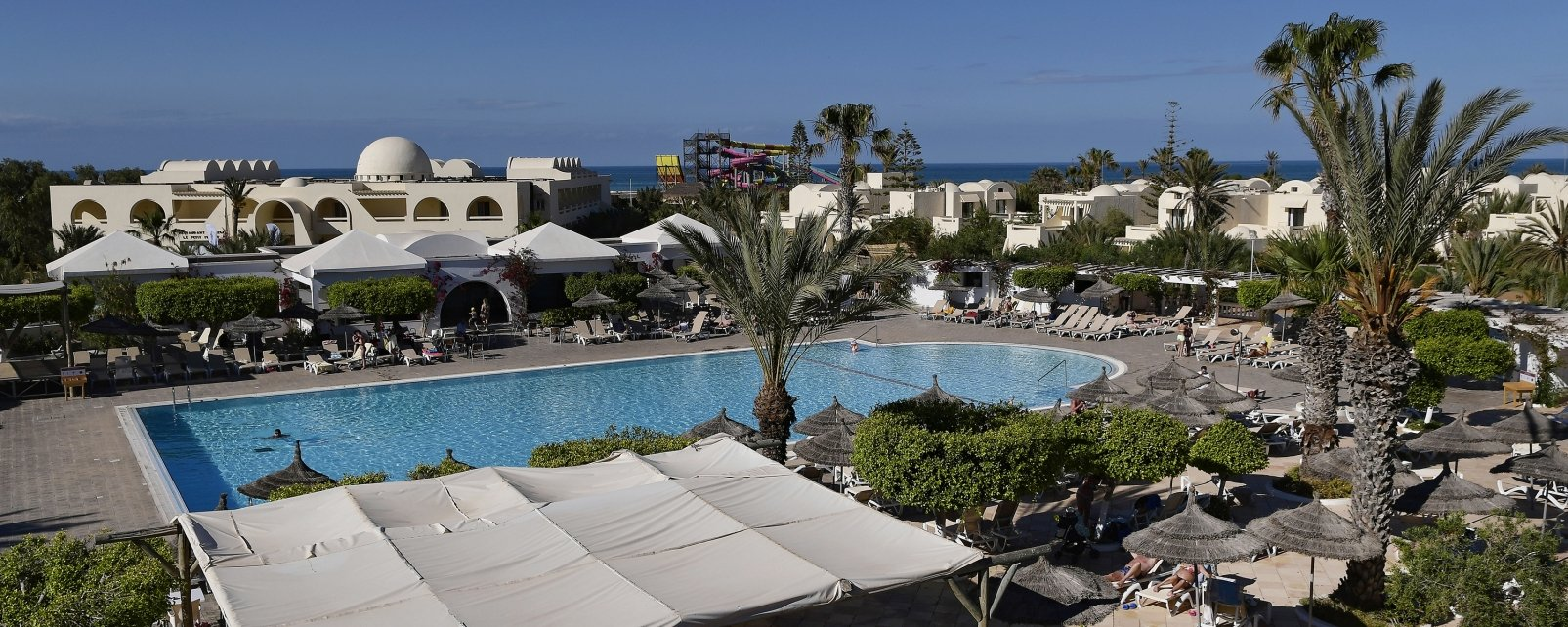 Hôtel Djerba Aqua Resort
