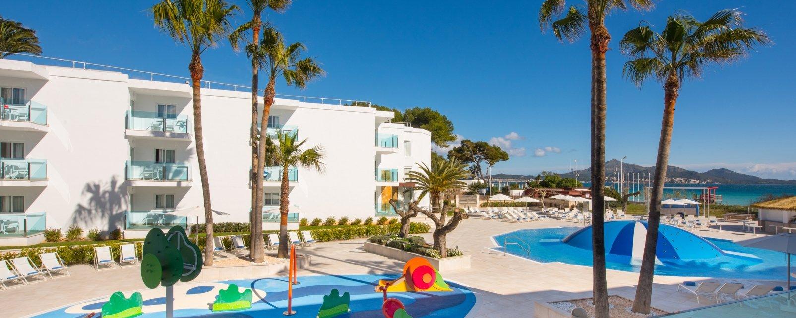 Hôtel Ibérostar Playa de Muro Village