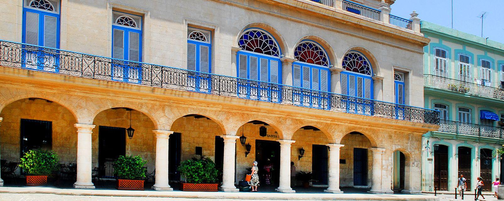 Hôtel Santa Isabel