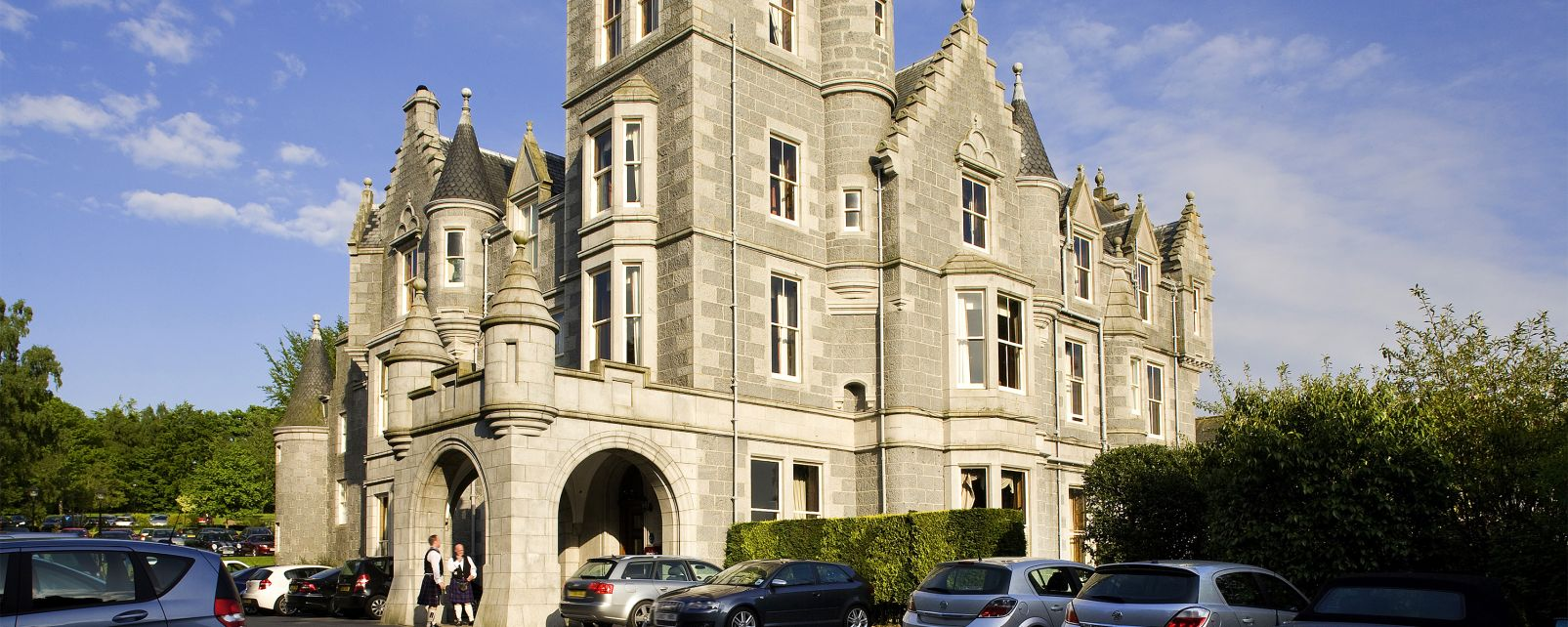 Hôtel Mercure Aberdeen Ardoe House Hotel and Spa