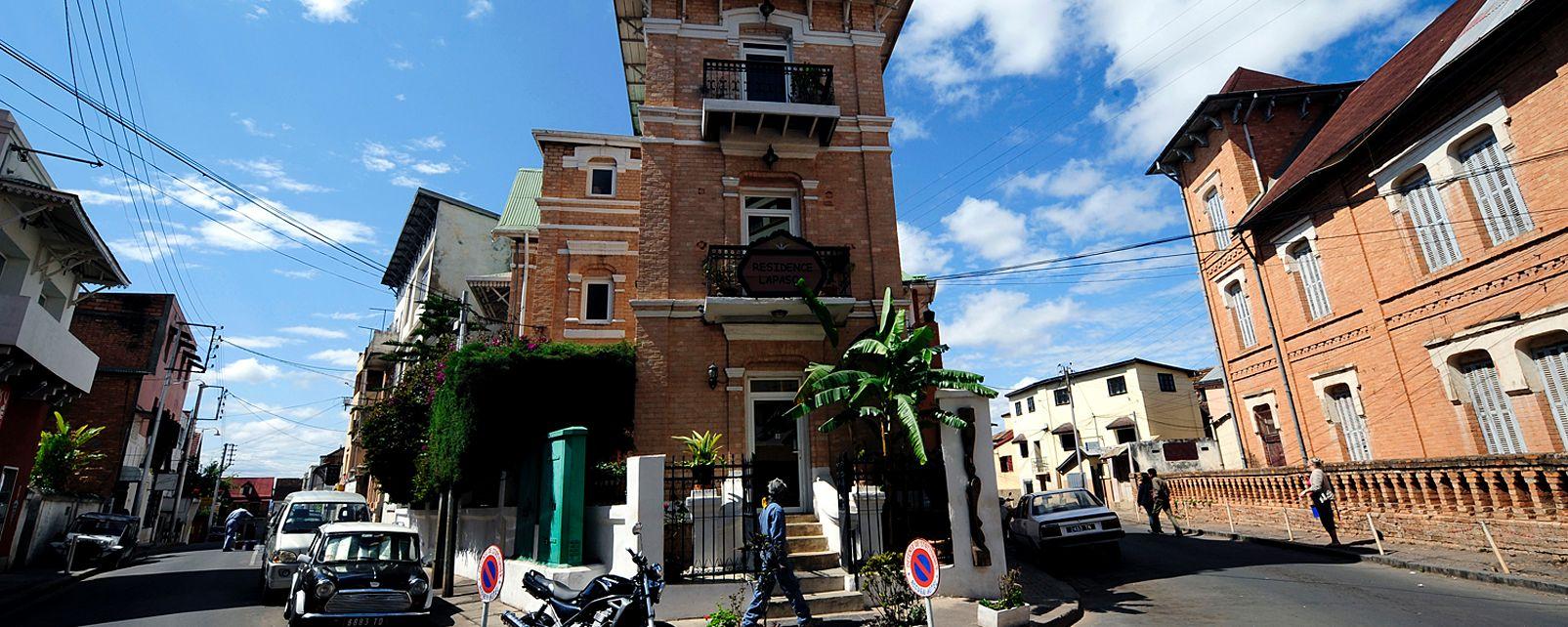 Hôtel Résidence Lapasoa