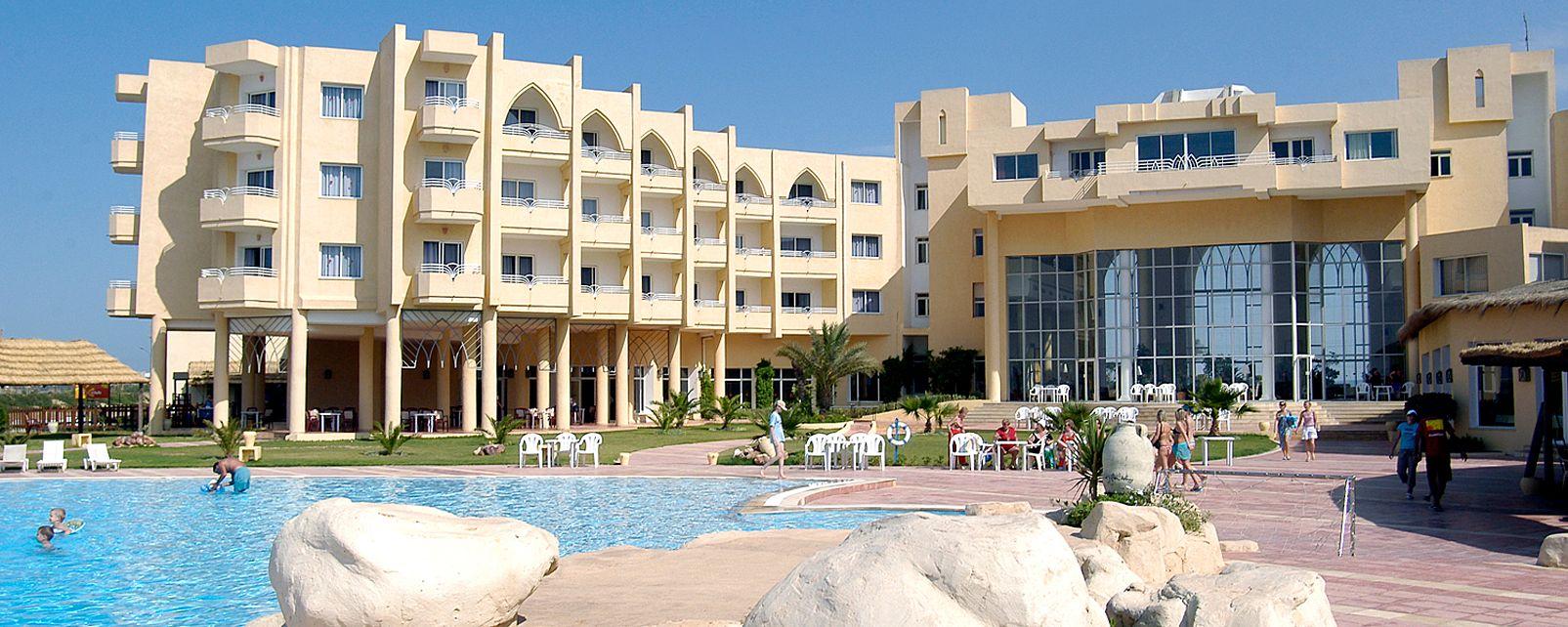 Hotel Skanès Sérail