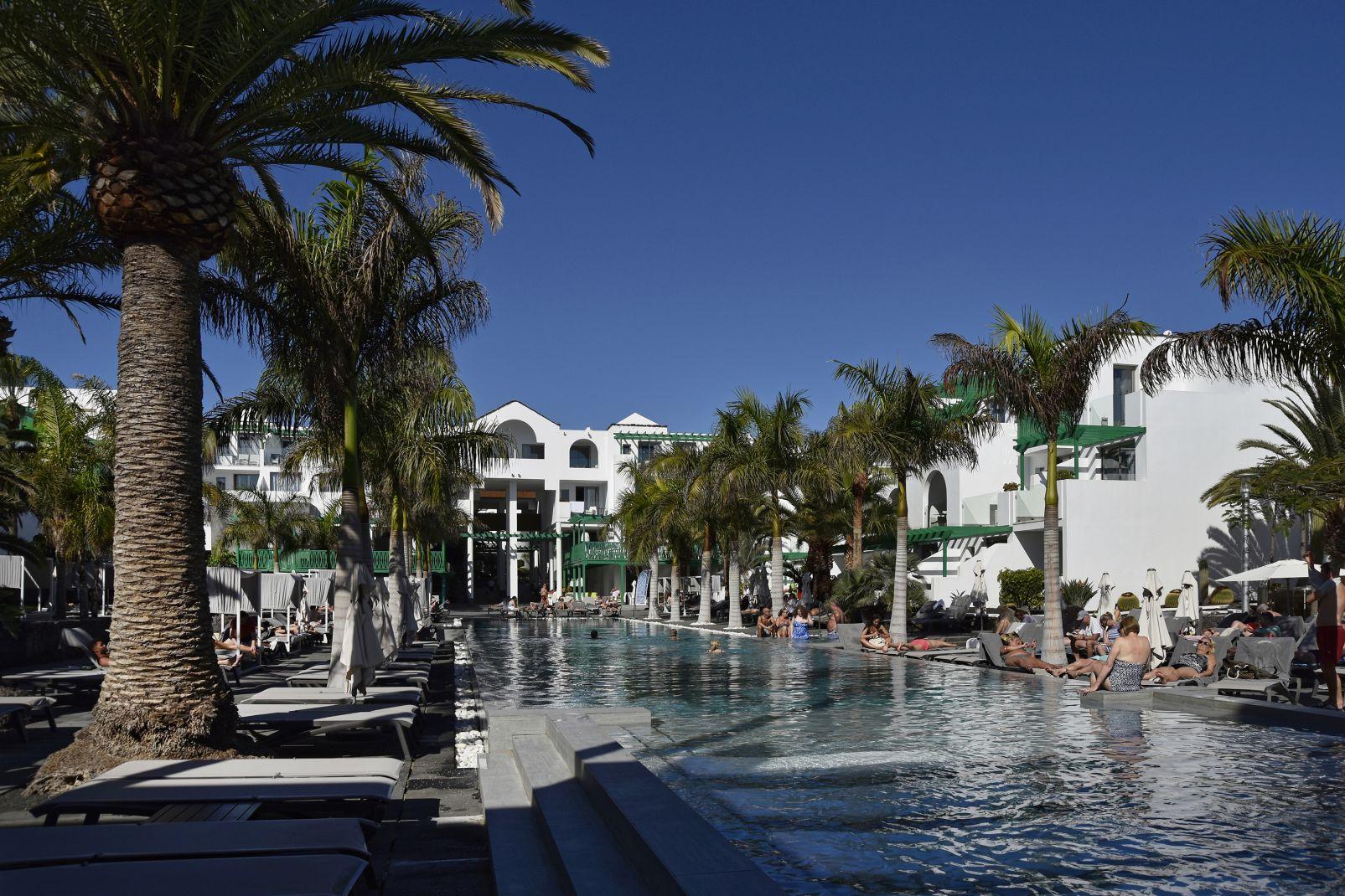 Hôtel Barcelo Teguise Beach 4* - 1