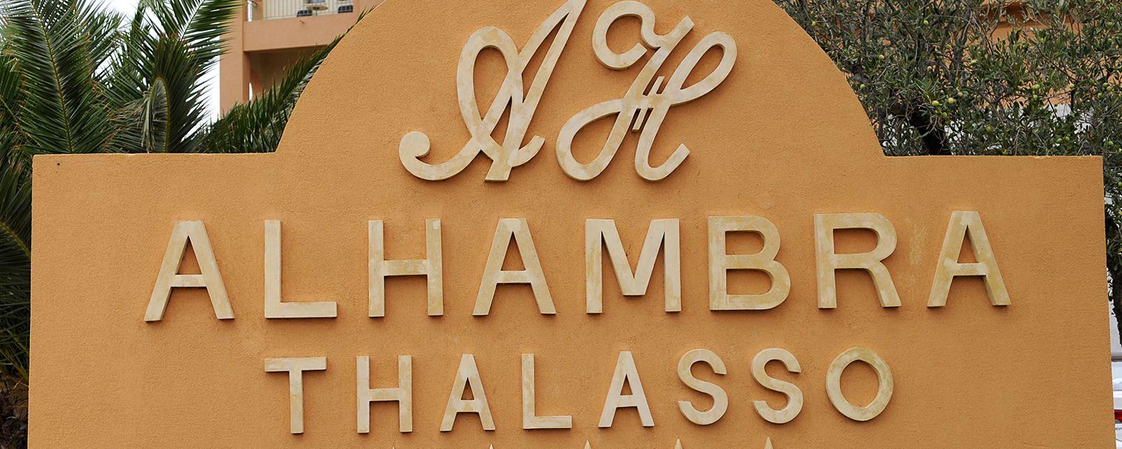 Hôtel Alhambra Thalasso